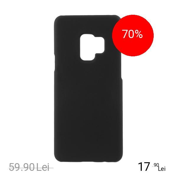 ZMEURINO Husa Capac Spate Negru SAMSUNG Galaxy S9