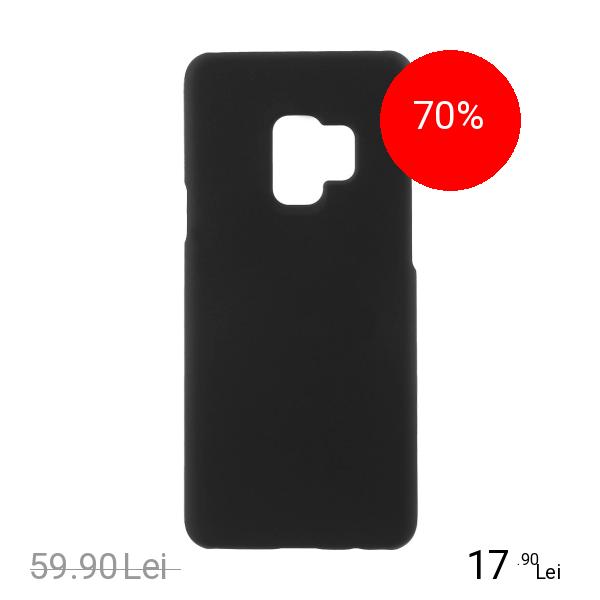 ZMEURINO Husa Capac Spate Negru SAMSUNG Galaxy S9 Plus