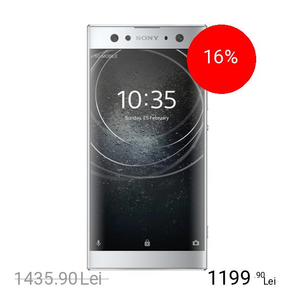 Sony Xperia XA2 Ultra Dual Sim 64GB LTE 4G Argintiu 4GB RAM