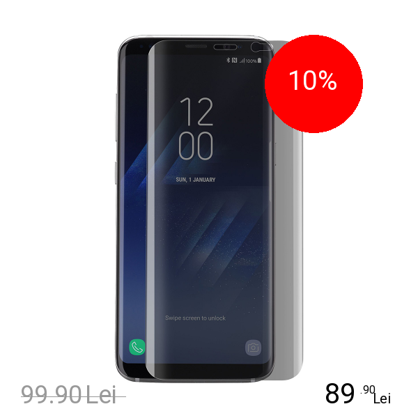Cellularline Sticla Securizata Clasica Top Secret SAMSUNG Galaxy S8 Plus