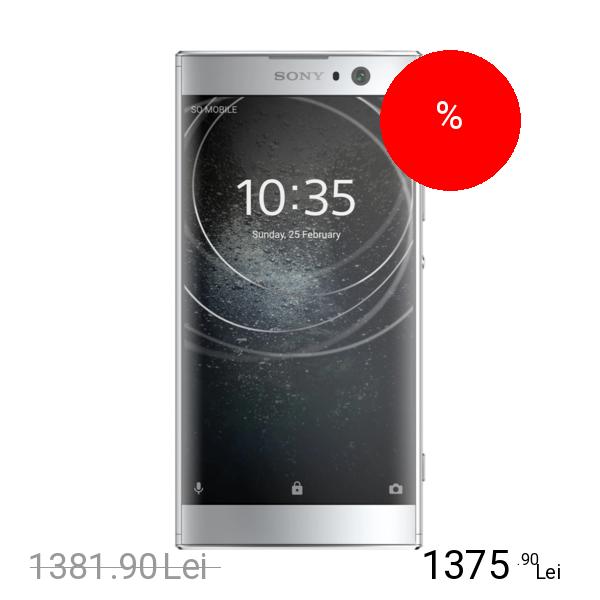 Sony Xperia XA2 Dual Sim 32GB LTE 4G Argintiu 3GB RAM