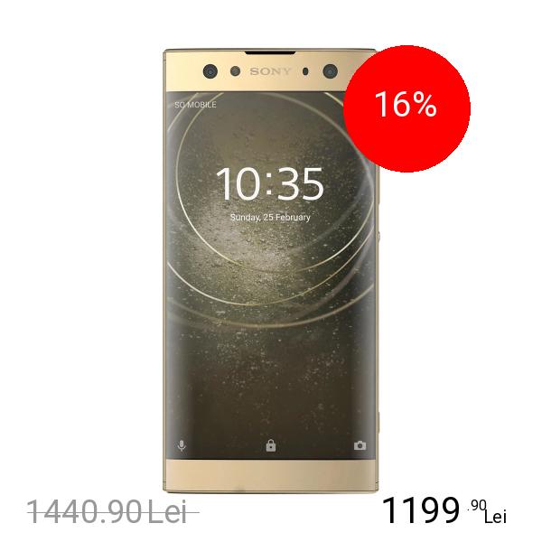 Sony Xperia XA2 Ultra Dual Sim 64GB LTE 4G Auriu 4GB RAM