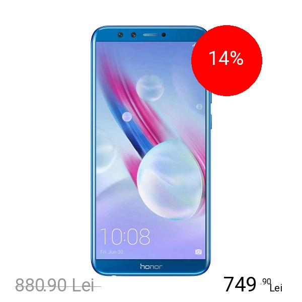 Huawei Honor 9 Lite Dual Sim 32GB LTE 4G Albastru 4GB RAM