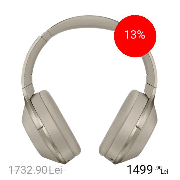 Imagine indisponibila pentru SONY Casti Wireless Over Ear Gri