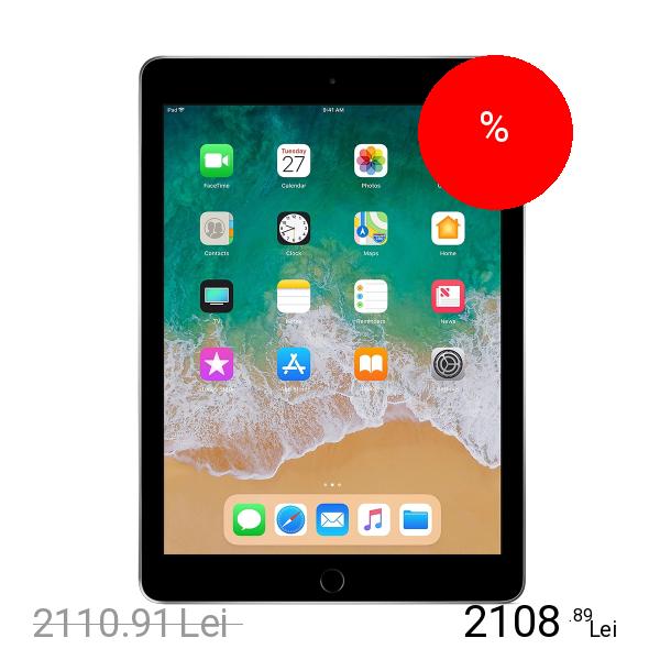 Imagine indisponibila pentru APPLE IPad 2018 9.7 128GB Wifi Gri