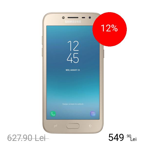SAMSUNG Galaxy J2 Pro 2018 Dual Sim 16GB LTE 4G Auriu