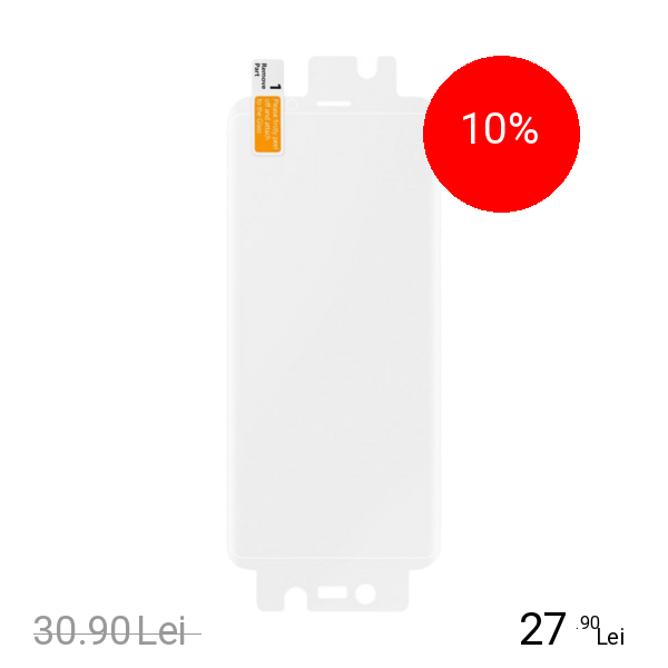 Imagine indisponibila pentru SAMSUNG Folie De Protectie Transparenta SAMSUNG Galaxy S9