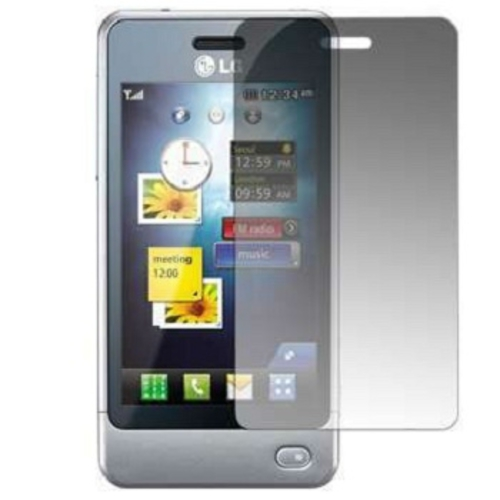 Celly Folie De Protectie Transparenta LG GD510 Alb title=Celly Folie De Protectie Transparenta LG GD510 Alb