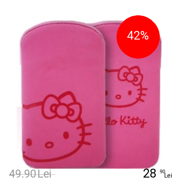Hello Kitty Husa Universala SAMSUNG Galaxy S3 Mini
