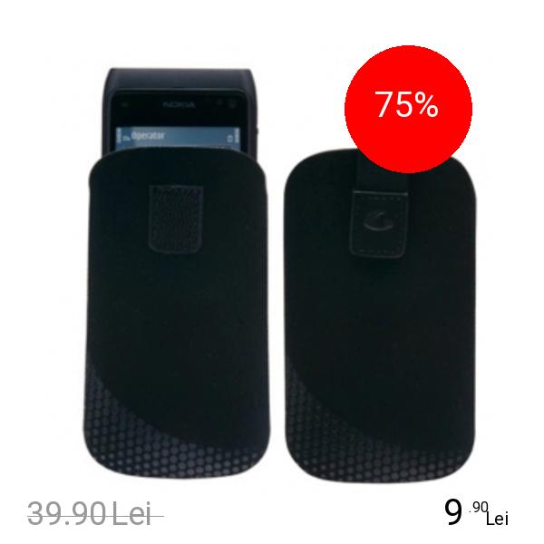 Cellularline Husa Universala TATTO SAMSUNG Galaxy S3 Mini