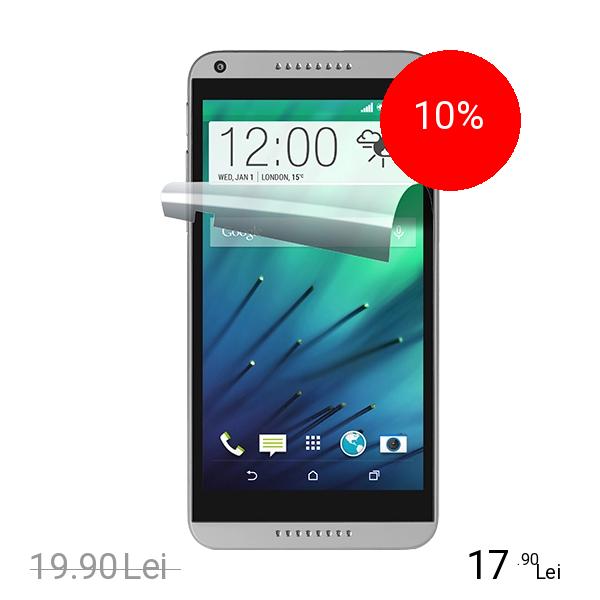 Cellularline Folie De Protectie Transparenta HTC Desire 816, Desire 820