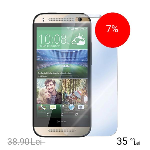 Celly Folie De Protectie Transparenta HTC One Mini