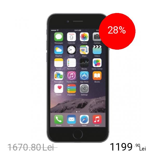 Apple IPhone 6 Plus 16GB LTE 4G Gri