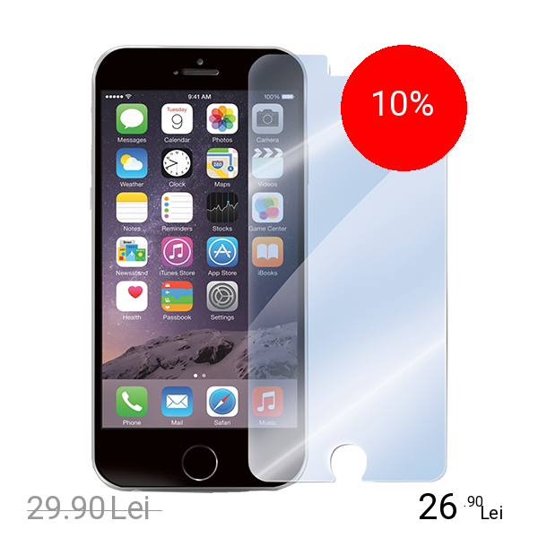 Celly Folie De Protectie Transparenta APPLE iPhone 6 Plus, iPhone 6s Plus