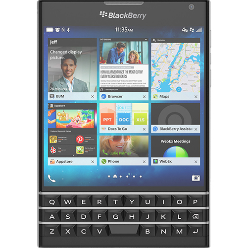 Blackberry Passport 32GB LTE 4G Negru 3GB RAM