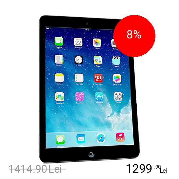 Apple IPad Air 2 16GB LTE 4G Negru