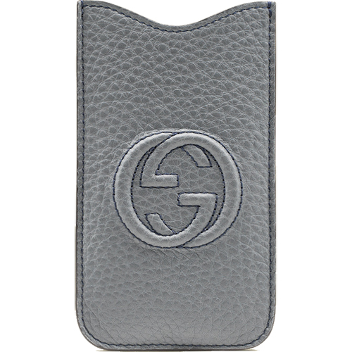 GUCCI Husa Soho Pouch Gri APPLE iPhone 5s, iPhone SE