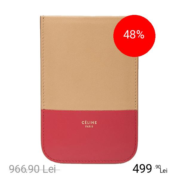 CELINE Husa Pouch Luxury Multicolor APPLE iPhone 5s, iPhone SE